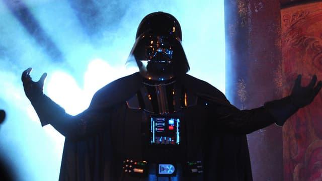 Darth Vader, le 15 octobre 2011