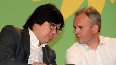 Rugy et Placé déplorent la stratégie d'alliance d'Europe Ecologie-Les Verts