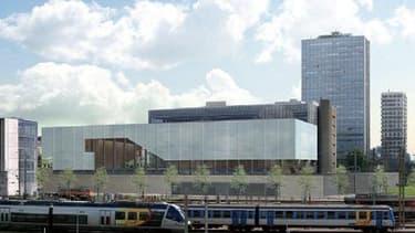 Le centre de congrès de Nancy sera livré en 2014
