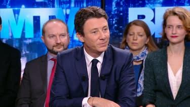 Benjamin Griveaux était l'invité d'Apolline de Malherbe ce dimanche sur BFMTV.