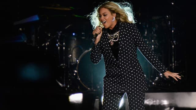 Beyoncé, le 4 novembre 2016