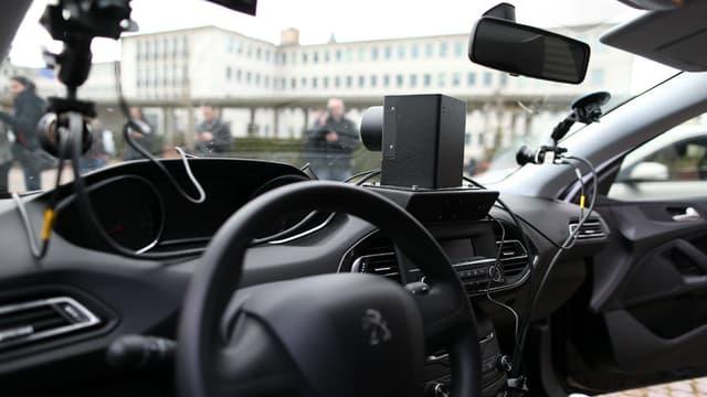 D'ici à la fin du mois d'avril, 23 voitures-radars, opérées par des sociétés privées, contrôleront la vitesse des automobilistes dans l'Eure.