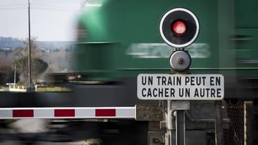 L'accident a eu lieu non loin de la gare d'Hardricourt, image d'illustration.