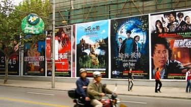 Les films occidentaux arrivent de plus en plus à pénétrer le marché chinois.