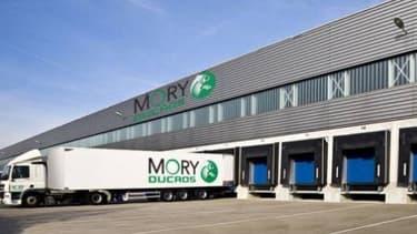 Mory Ducros dépose officiellement le bilan , mardi 26 novembre.