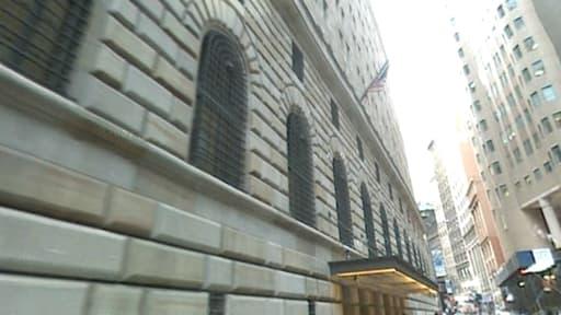 La FED, à New York