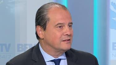 Jean-Christophe Cambadélis était l'invité de Ruth Elkrief sur BFMTV ce mardi.