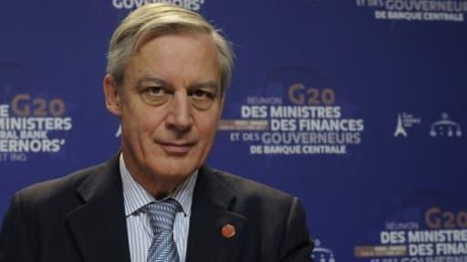 Christian Noyer a estimé que les liquidités sont encore suffisamment importantes en zone euro.