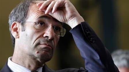 """Le ministre du Travail Eric Woerth démissionnera dans la journée de son poste de trésorier de l'UMP, a-t-on appris mardi dans son entourage. """"Il en parlera d'abord à Xavier Bertrand"""", le secrétaire général du parti présidentiel, a-t-on précisé de même sou"""