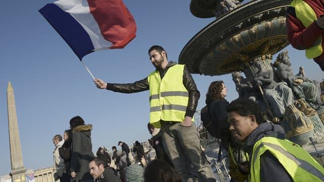 Un nouveau rassemblement des gilets jaunes est prévu à Paris samedi.