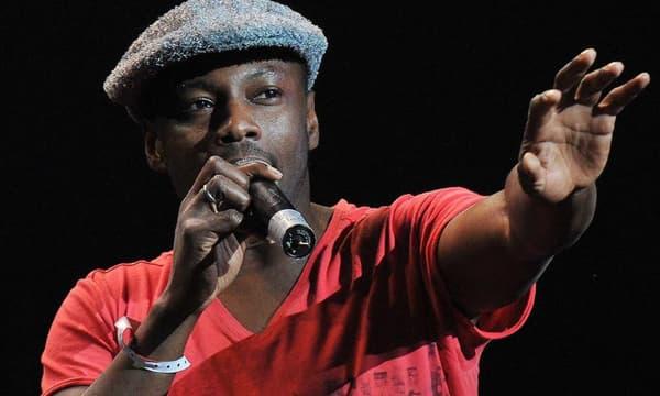 MC Solaar, en concert à La Havane en 2009.