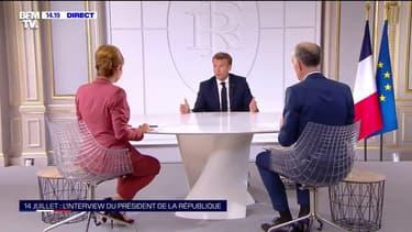 """Convention citoyenne sur le climat : Emmanuel Macron """"favorable"""" à une réforme constitutionnelle"""