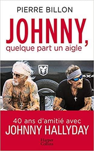 """""""Johnny, quelque part un aigle"""", de Pierre Billon."""