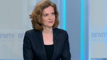 Nathalie Kosciusko-Morizet mardi sur BFMTV.