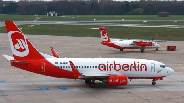 Air Berlin est engagé dans un vaste plan de restructuration.