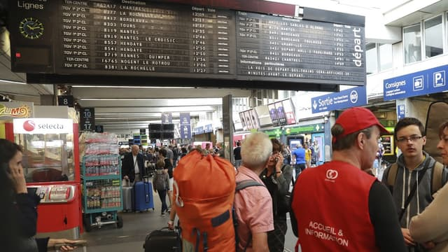 L'accord signé par SNCF Gares et Connexions, et dont le montant n'a pas été précisé, porte sur une convention de vingt-cinq ans.