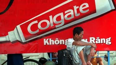 Grâce à ses dentifrices, Colgate toucherait plus de 3 milliards d'utilisateurs chaque jour