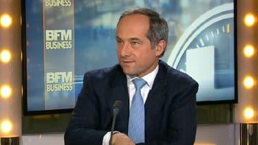 """Frédéric Oudéa a vanté le business model """"équilibré"""" de sa banque"""