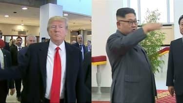 Donald Trump rencontrera Kim Jong-Un d'ici le mois de mai.