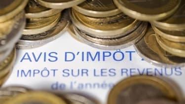 L'avis d'imposition pour 2013 devrait arriver à la fin du mois d'août.