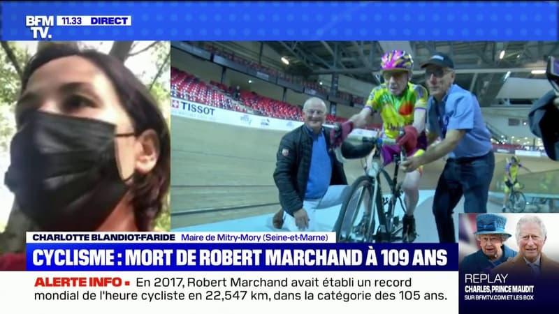 Mort de Robert Marchand:
