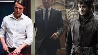 Hannibal Lecter, Frank Underwood, Ramsay Bolton