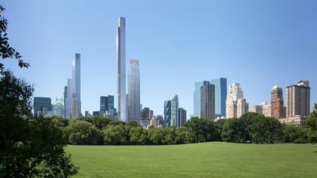 La Central Park Tower