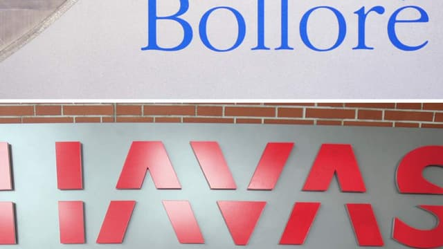 La prime que Bolloré doit proposer aux actionnaires d'Havas explique les évolutions en Bourse des titres des deux sociétés.