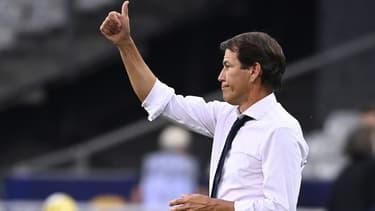 Rudi Garcia lors de PSG-OL