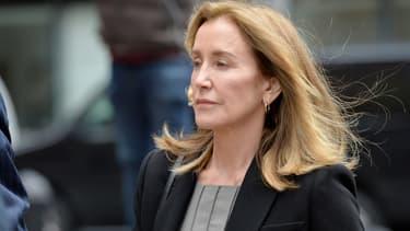 Felicity Huffman le 13 mai 2019