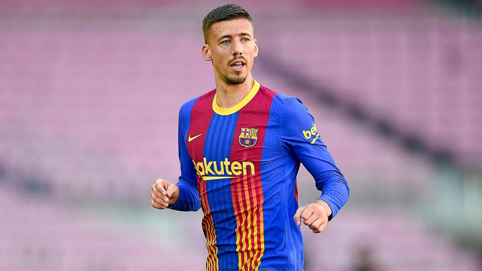 le Barça ouvre la porte aux départs de Dest, Lenglet et Umtiti