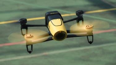 Les activités drones de Parrot représentent désormais 50 % du chiffre d'affaires du groupe sont en croissance de 139 %.