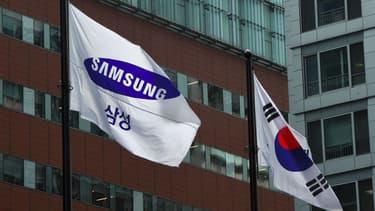 Samsung est également au coeur d'une vaste affaire de corruption