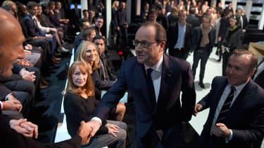 François Hollande le 6 novembre 2014