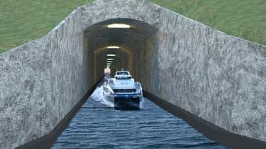 La Norvège va construire le premier tunnel maritime du monde