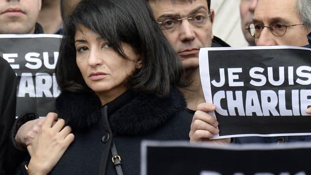 Jeannette Bougrab est prête à aller en justice après la remise en cause de la relation qu'elle nouait avec le dessinateur Charb, assassiné lors de l'attentat contre Charlie Hebdo.