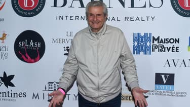 Claude Lelouch en avril 2017 à Beverly Hills