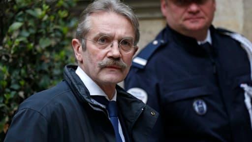 Frédéric Thiriez, le président de la Ligue professionnelle de football.