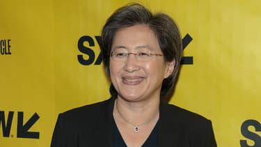 Lisa Su, à la tête d'AMD, est la première femme à décrocher la tête du classement réalisé par Associated Press.