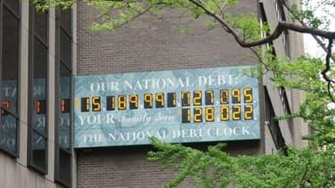 La dette américaine pourrait entraîner la perte du triple A, si le Congrès ne trouve pas les bonnes mesures pour enrayer son escalade
