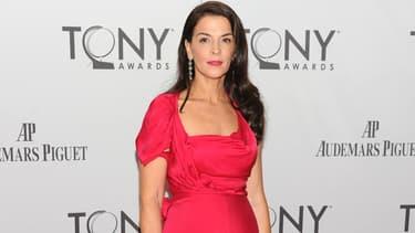 Annabella Sciorra à New York en 2011
