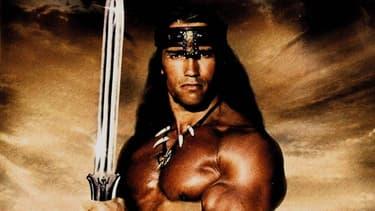 Conan le Barbare, incarné par Arnold Schwarzenegger