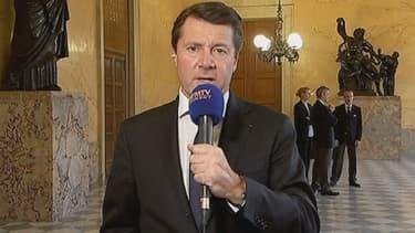 Le maire de Nice Christian Estrosi a confirmé que deux hommes ont été interpellés après l'agression.