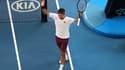 Roger Federer miraculé