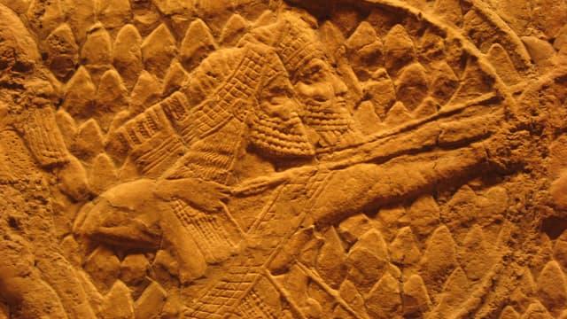 Archers assyriens.