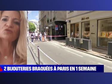 Story 8 : Deux braquages à Paris en une semaine - 30/07