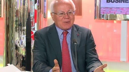 Bruno Lasserre, le président de l'Autorité de la concurrence