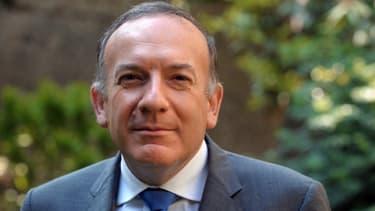 """Pierre Gattaz assure que si les négociations entre partenaires sociaux sur la fiscalité s'avère être """"un marché de dupes"""", le Medef """"quittera la table""""."""