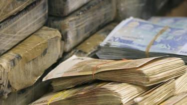 100 kilogrammes de drogues ont été saisis par les polices allemande, tchèque et autrichienne. (Photo d'illustration)