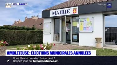Les élections municipales d'Ambleteuse annulées: le scrutin était contesté par l'opposant au maire réélu au premier tour